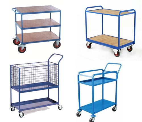 Best Industrial Tray Trolleys suppliers theni