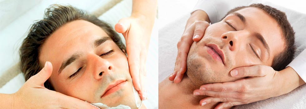 Head massage centre theni