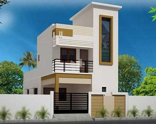 Theni Cumbum 2bhk house Designer Sattur
