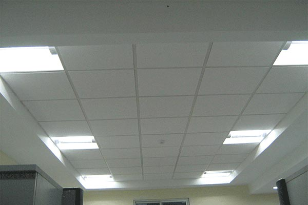 Conference Hall False Ceiling Decore