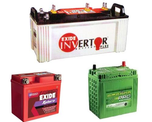 Automobile battery sales service andipatti