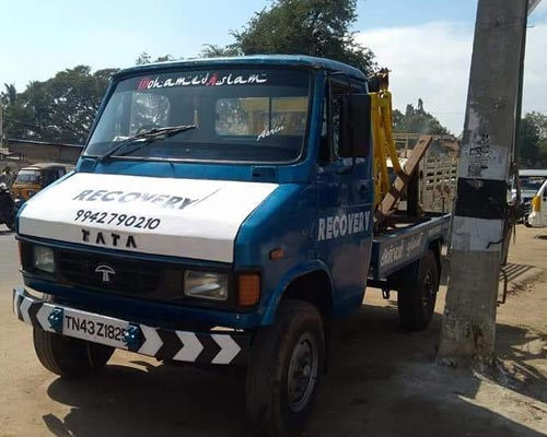 Theni Accident Towing Service Kodaikanal