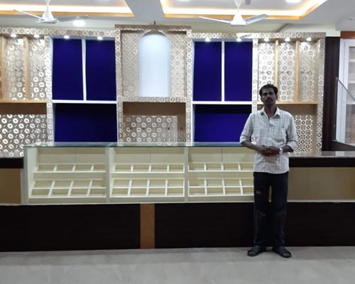 Designer Wooden Bed Maker Periyakulam