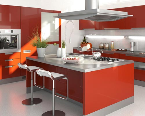 Custom Design Modular Kitchen Manufacturer Periyakulam