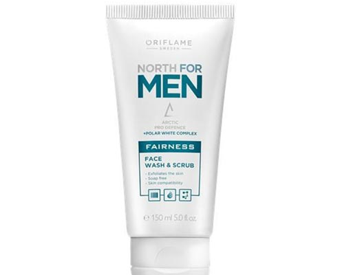 Oriflame Sweden Men Fairness Face Wash Scrub Dealer Batlagundu Theni