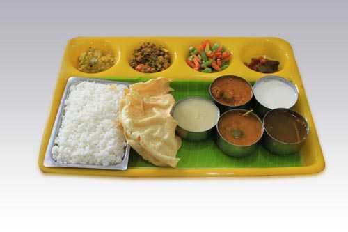 South Indian Meals Bodinayakanur