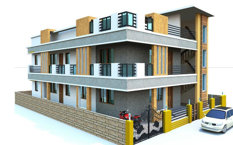 Buy individual home theni