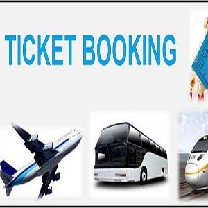Travels ticket booking agent