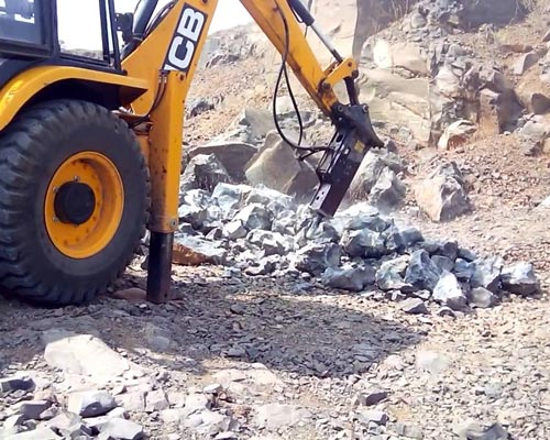 Earth Movers Ground Filling Works Theni