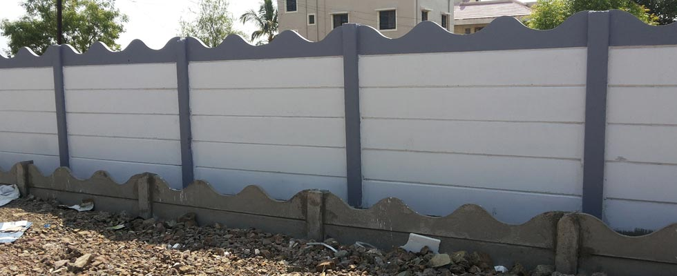 Precast compound wall suppliers theni