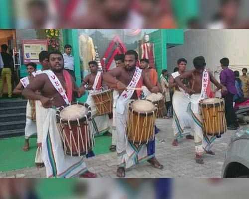 Top Chenda Melayam service Thiruchendur