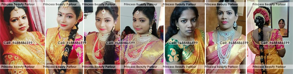 Best Bridal makeover cumbum