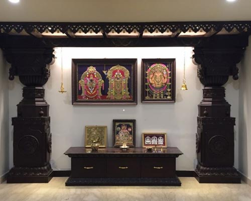 Dindigul Pooja Room Wall Unit Manufacturer Theni