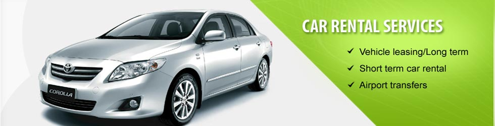 Car rental service madurai