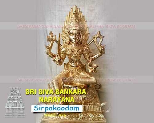 Madurai-Goddes-Silver-Idol-Maker-Theni
