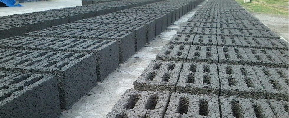 Hollow Blocks leding suppliers in theni