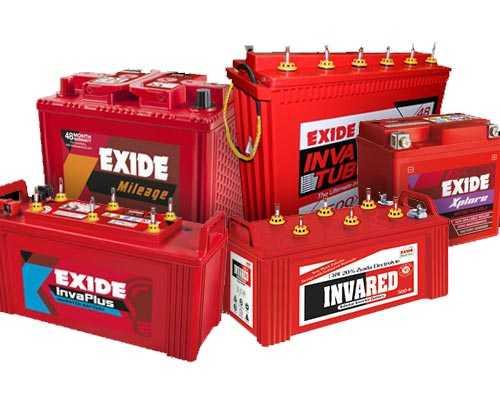 Exide Battery Sales Erichanatham