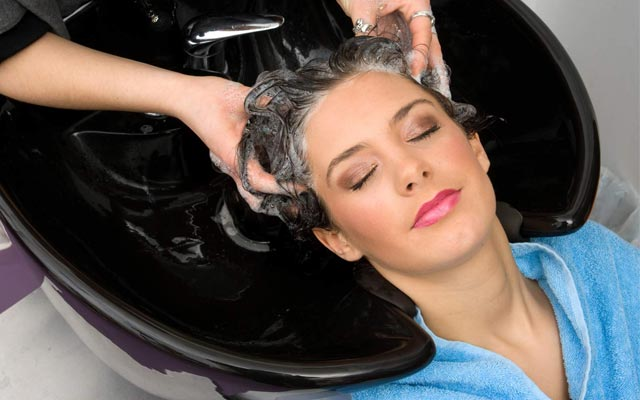 Anti Dandruff Control Hair Spa