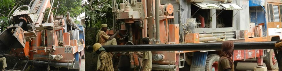 borewell driller chinnamaur