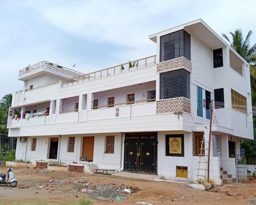 Education Institute Builders theni Palani