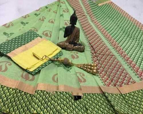 Chinnalapatti Cotton saree Sattur Kovilpatti