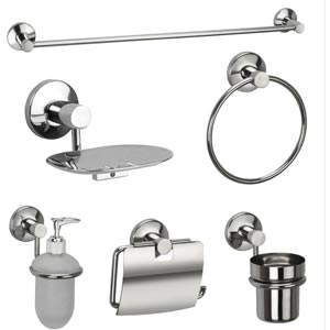 SS Bathroom Accessories