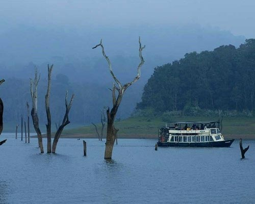 Trichy Thekkady Tour Package Travels Chennai