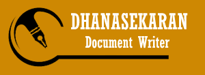 Document writer cumbum