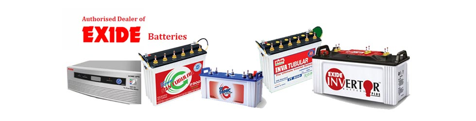 Exide Battery Sales and Service Theni