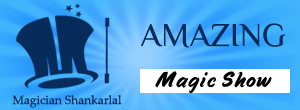 Professional Magician Madurai