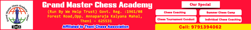 Professional-Chess-Coaching-Centre-Theni-Theni
