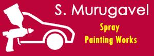 Vehicle Spray Painting Work Car Tinkering