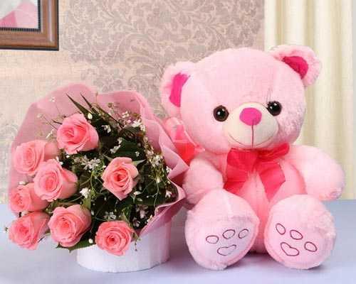 Teddy Bear Gift Online Dindigul Thoothukudi
