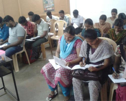 Railwy Exam Institute Periyakulam