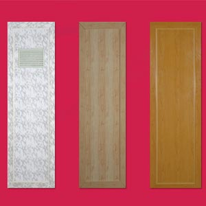 Madurai PVC Single Panel Doors