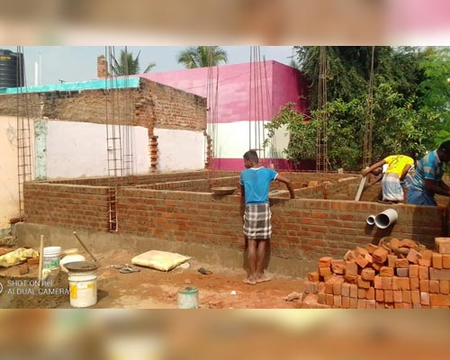 Top construction Batlagundo