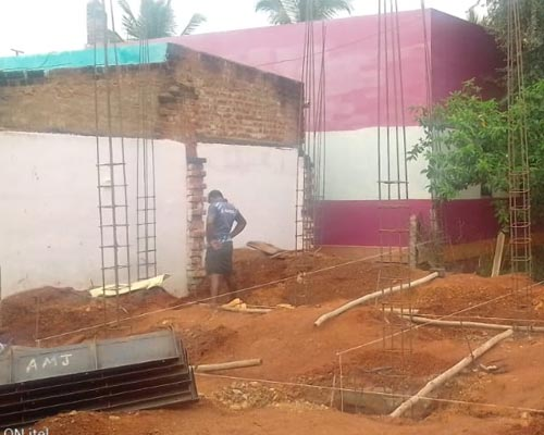 civil construction periyakulam