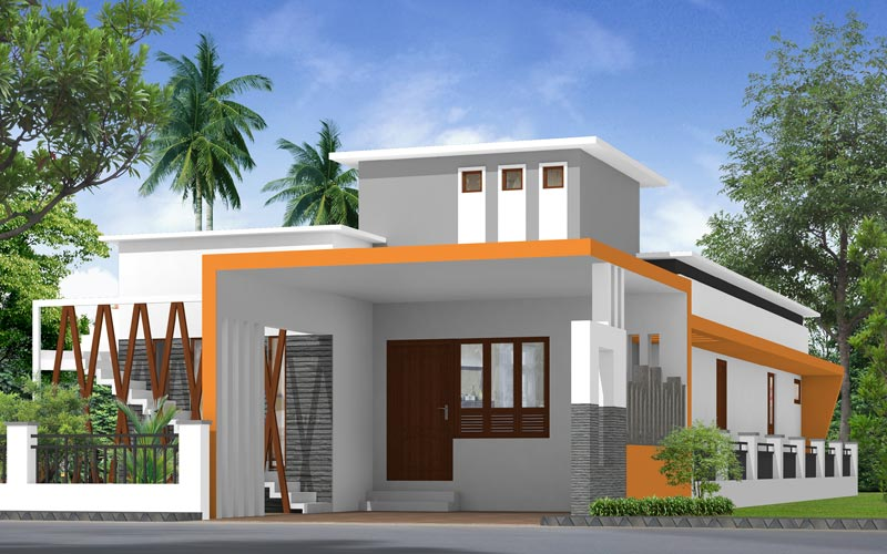Buy Luxury Independent House Villa in theni