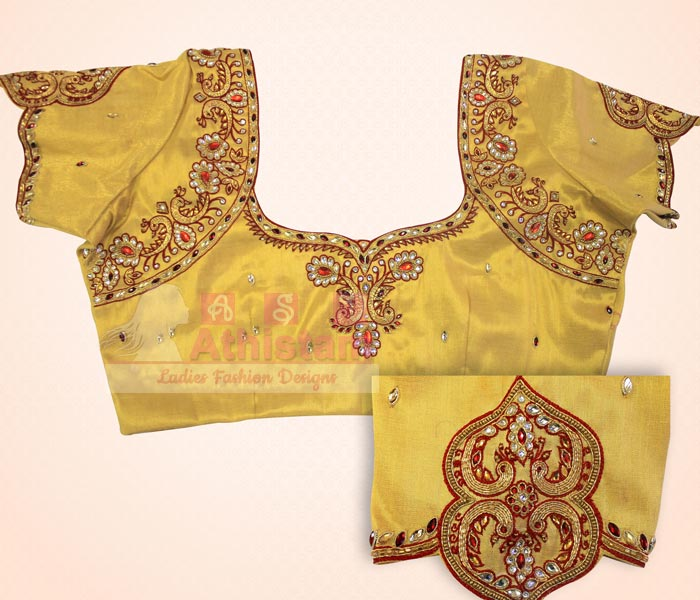 Antique work blouses tailor theni