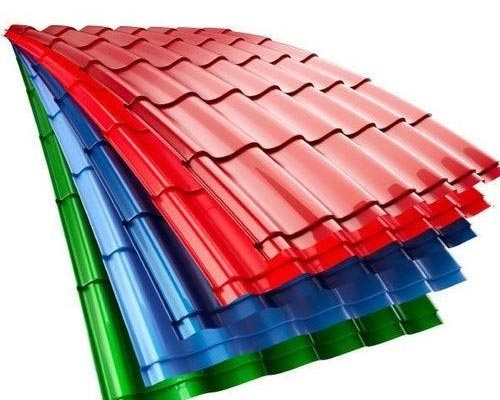 Colour Coated Roof Sheet Chinnamanur