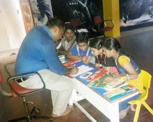 Gudalur Drawing Institute