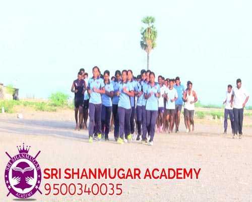 Thirumangalam BSF Academy Madurai