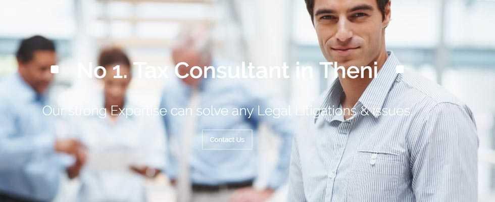 Professional tax consultant cumbum