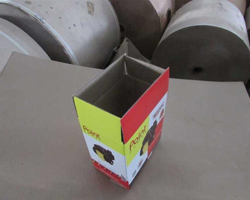 Printed Corrugated Box Suppliers Kumily