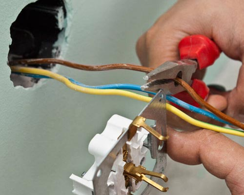 Electrical Wiring Work Theni