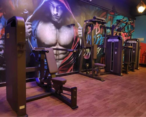 body transformation trainer uthamapalayam