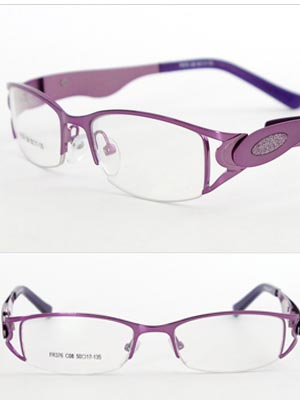 Fashionable spectacles frames