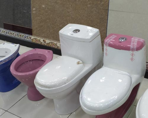Quality sanitary ware dealer chinnamanur