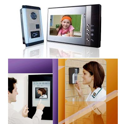 Video door phone device fitting service theni