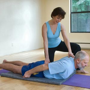 Yoga for lower back pain